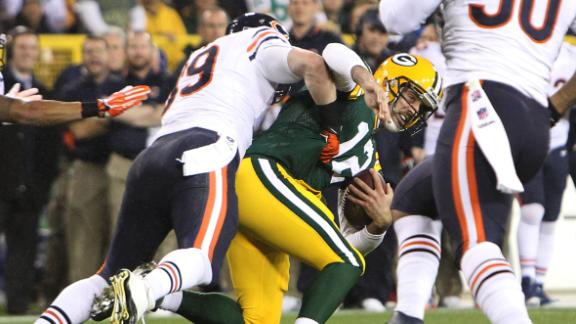 Video - Rodgers Injured In Packers' Loss