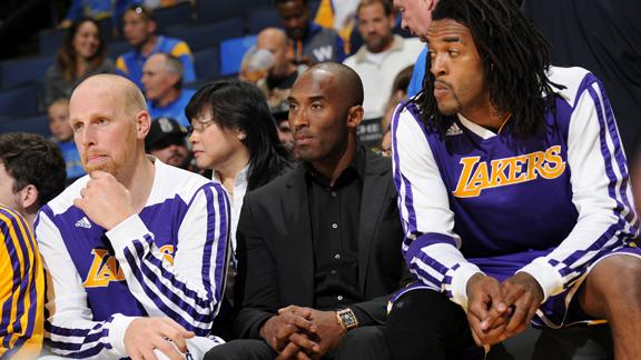 Video - Did Kobe Give Return Date In Cryptic Tweet?