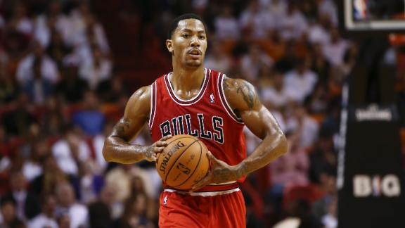 NBA tells Rose to ditch tape on sore neck