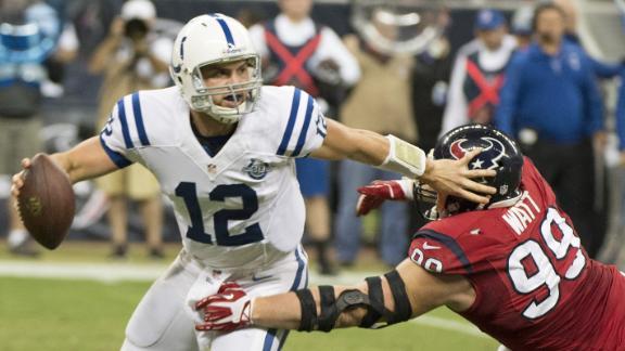 Video - NFL Nation Buzz: Colts