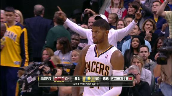 Video - Pacers Improve To 5-0
