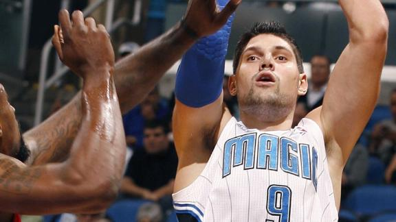 Video - Vucevic Dominant In Magic Win