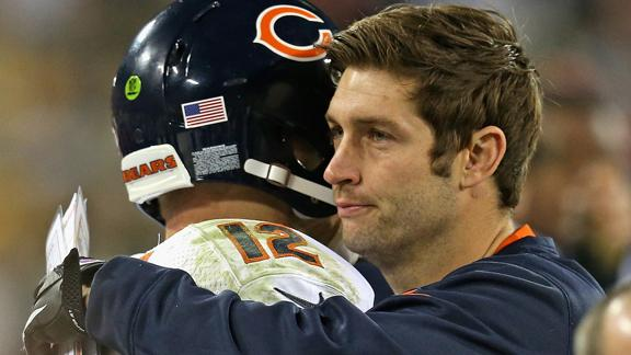 Video - Chicago Hot Button: Cutler's Return