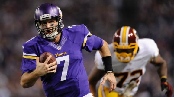 Frazier: Vikes hoping that Ponder back soon