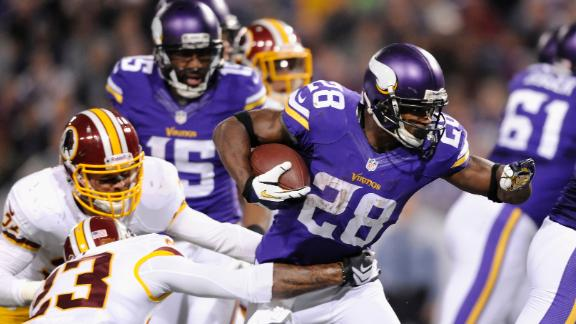 Video - Vikings Show Resilience