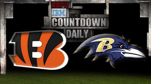 Video - Countdown Daily Prediction: CIN-BAL