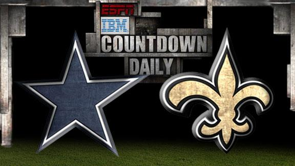 Video - Countdown Daily Prediction: DAL-NO