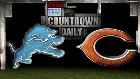 Video - Countdown Daily Prediction: DET-CHI