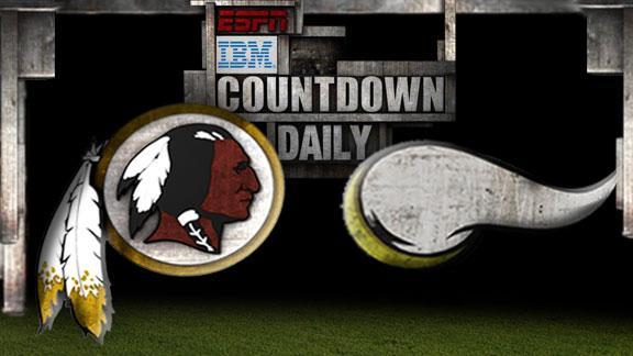 Video - Countdown Daily Prediction: WSH-MIN