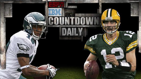 Video - Inside Edge: Eagles at Packers