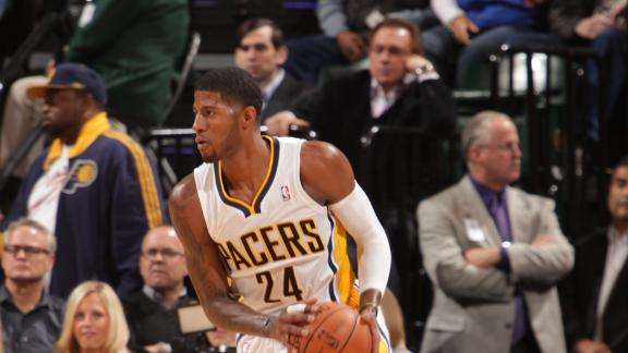 Pacers (6-0) equal best start in team history
