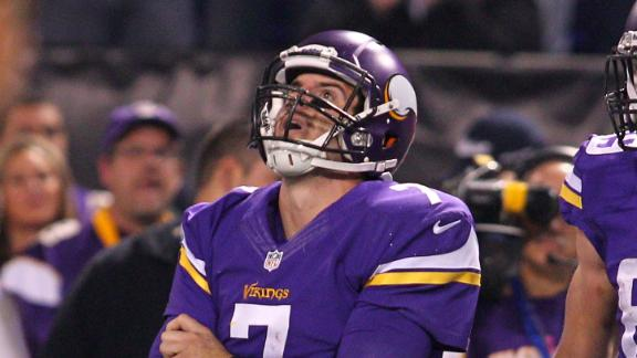 Video - Vikings Hoping Ponder Back Soon