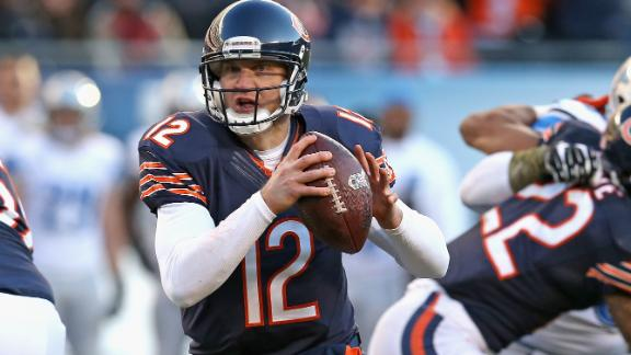 Cutler week-to-week with high ankle sprain