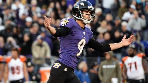 Video - Ravens Topple Bengals In OT