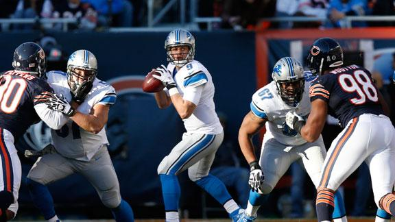 Video - Sunday Double Check: Lions Top Bears