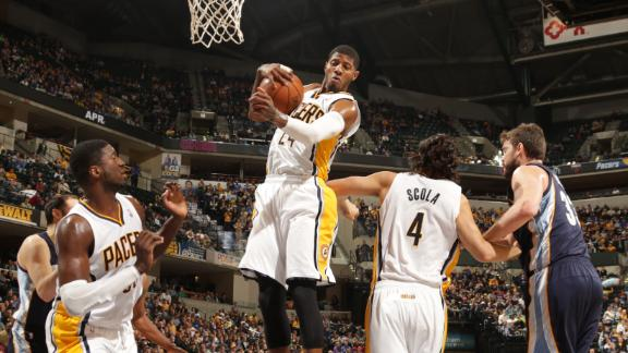 Pacers (8-0) roll past Griz to stay unbeaten