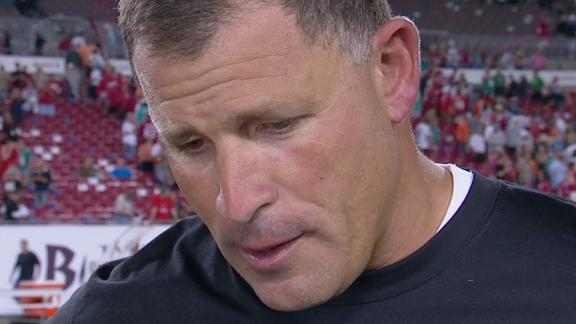Video - Greg Schiano On Bucs' Win
