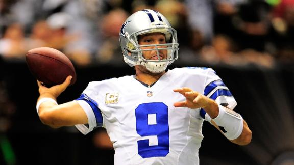 Video - Tony Romo Or Nick Foles?