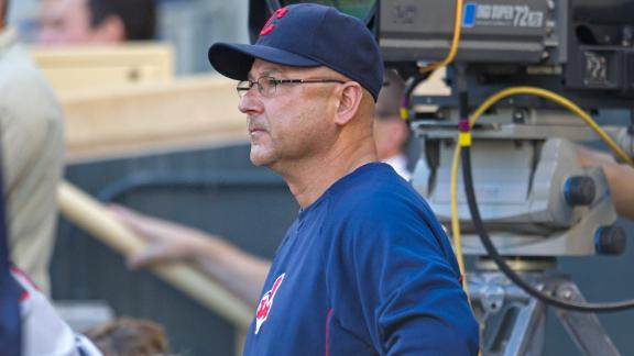 Video - Francona Named AL Manager Of The Year