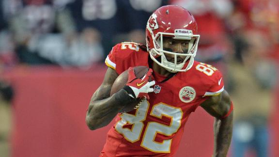 Chiefs WR Bowe arrested for speeding, pot