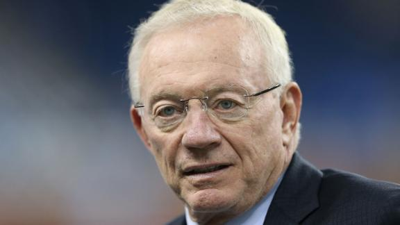 Video - Jerry Jones: No Staff Changes
