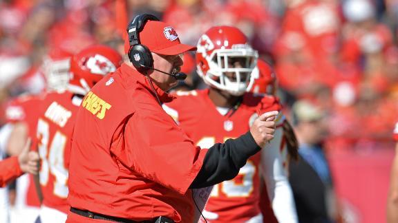 Chiefs banking on Kyle Williams' versatility