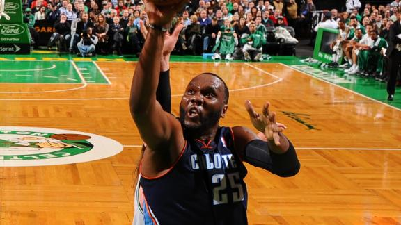 Video - Bobcats Put An End To Celtics' Streak