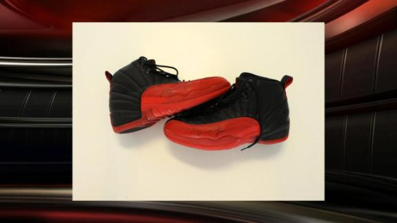 Video - Mint Condition: Flu Game Shoes For Sale