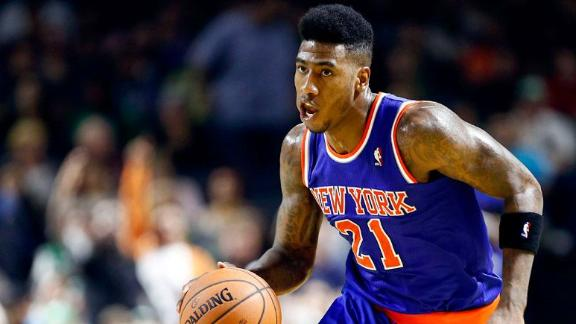 New York Knicks, Denver Nuggets discuss Iman Shumpert-for-Kenne…