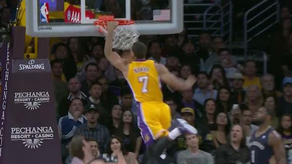 Video - NBA Top 3 Plays Of The Night