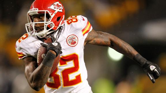 Dwayne Bowe arrest won't be a factor