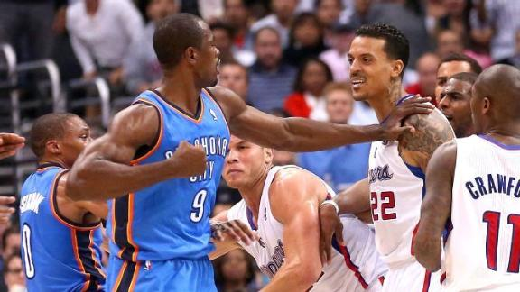 NBA: Matt Barnes tweet puts NBA at loss of words