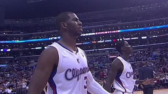 Clippers outshine Thunder following scuffle