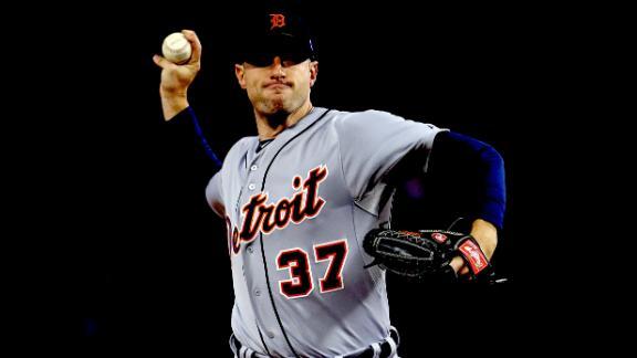 Scherzer wants to stay: Tigers 'great team'