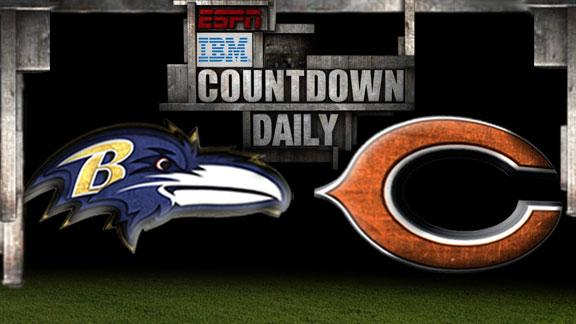Video - Countdown Daily Prediction: BAL-CHI