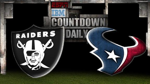 Video - Countdown Daily Prediction: OAK-HOU