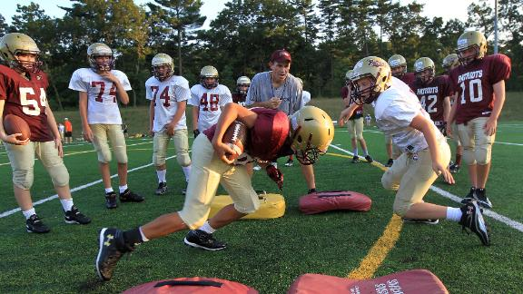 Youth Football Sees Drop In Participation