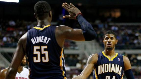 Video - Pacers Face Off With Bulls On Saturday