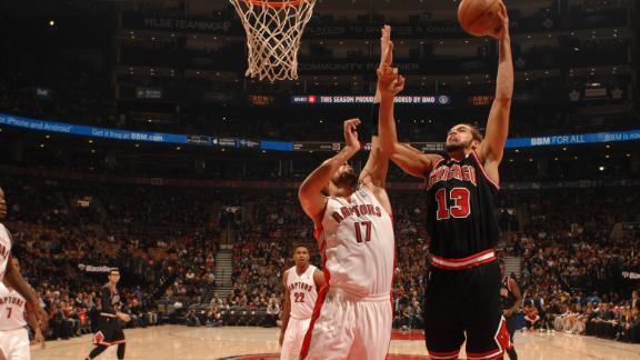 Bulls rule Rose out due to sore hamstring