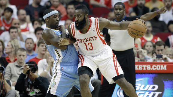 Video - Rockets Outlast Nuggets