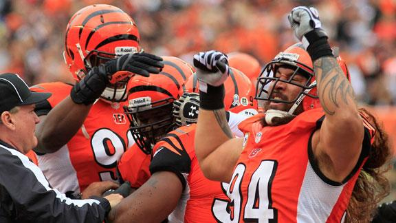 Video - NFL Nation: Bengals Top Browns
