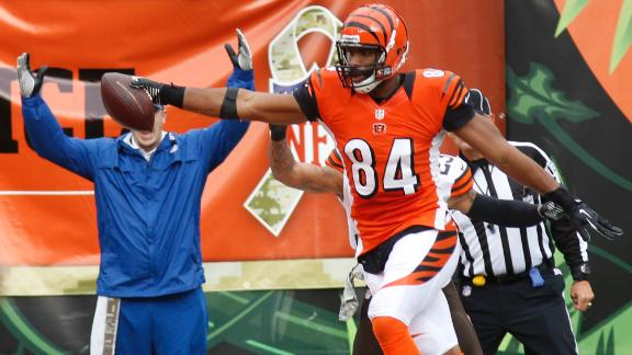 Dalton, Bengals bounce back to rout Browns