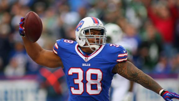 Bills rattle Smith in blowout win over Jets