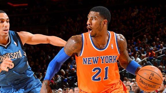 Sources: Knicks pitch Shumpert to Celtics