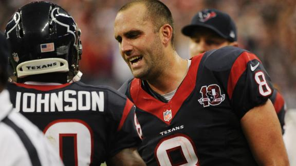 Video - Schaub, Johnson Frustrated