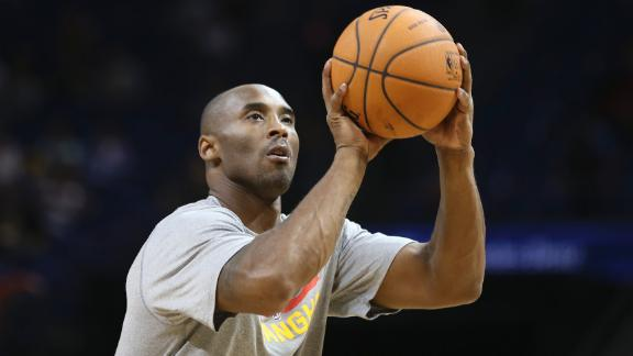 Adande: Ready or not, return date is up to Kobe
