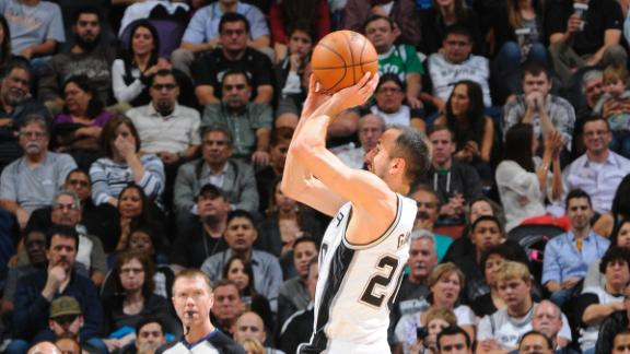 Video - Spurs Win Eighth Straight