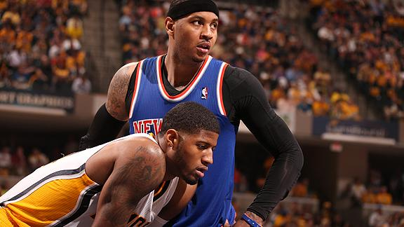 Video - Melo vs. George