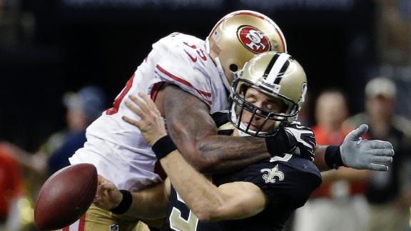 Video - Brooks Fined For Hit On Brees