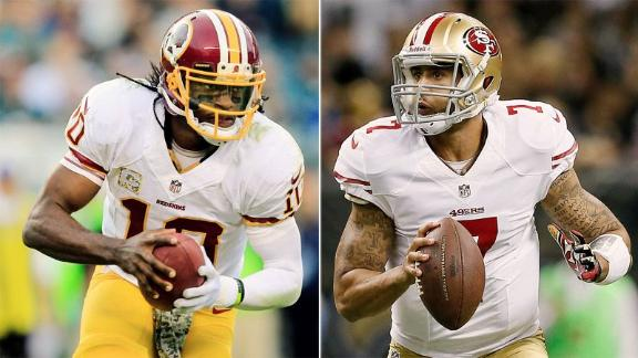 Video - Dynamic QBs On Display On 'Monday Night Football'
